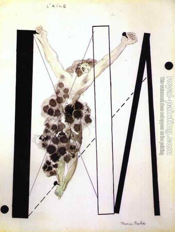 Francis Picabia : The wing