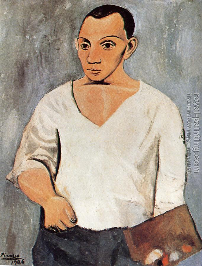 an introduction to the self portraits of gertrude stein and pablo picasso