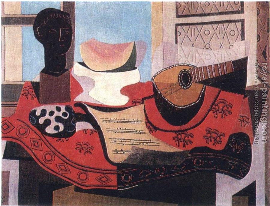 Pablo Picasso : the red carpet