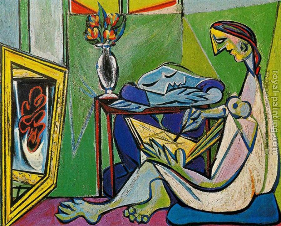 Pablo Picasso : the muse