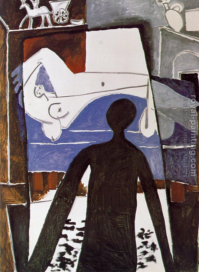 Pablo Picasso : the shadow