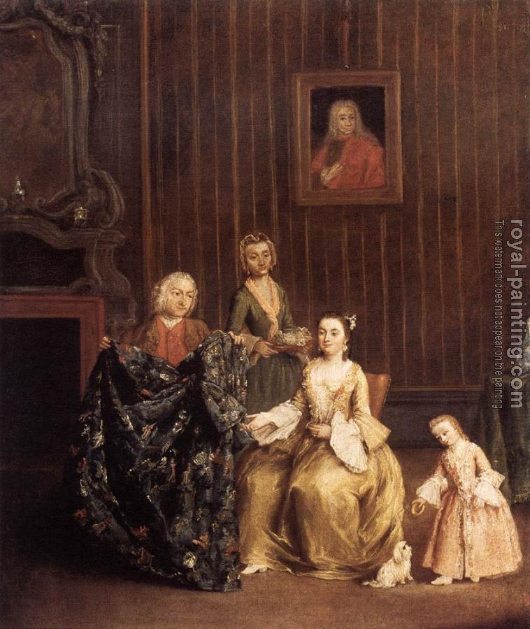 Pietro Longhi : The Tailor