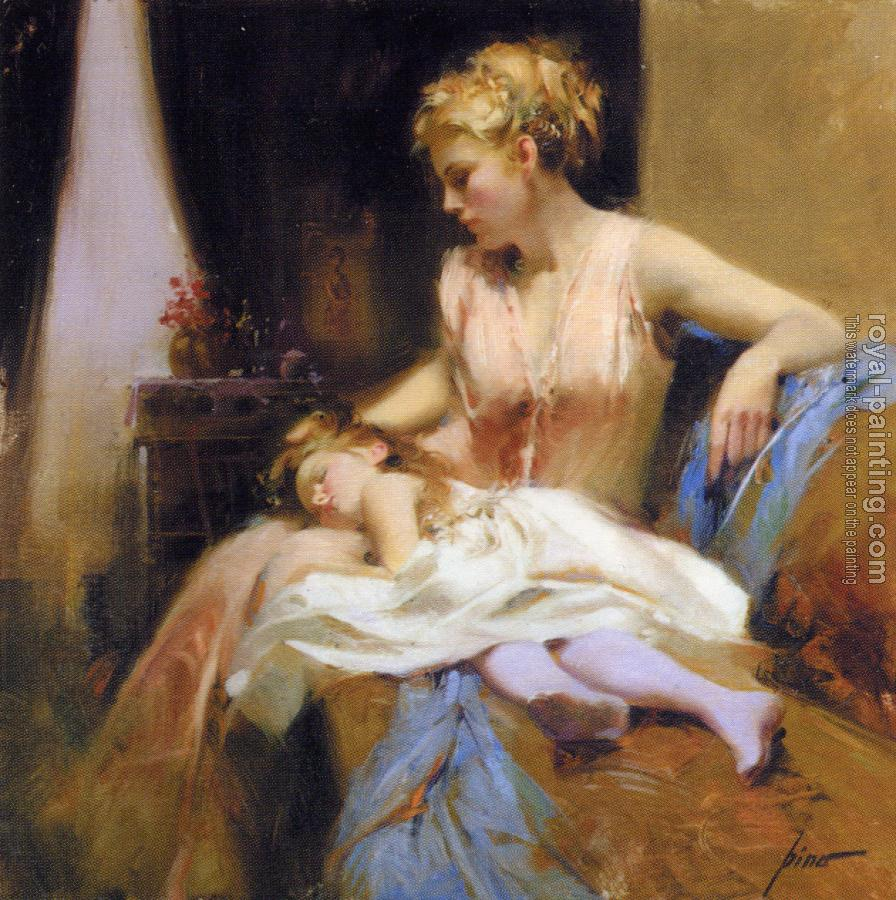 Pino Daeni : Long Day