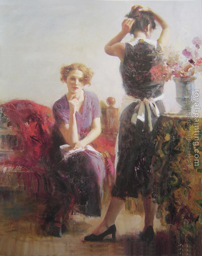 Pino Daeni : Second Thoughts