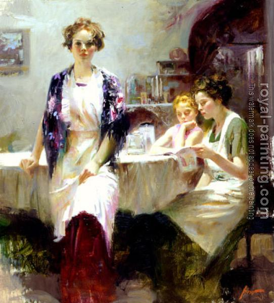 Pino Daeni : Distant Thoughts
