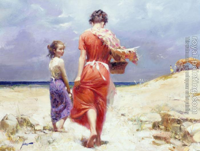 Pino Daeni : SUMMER RETREAT