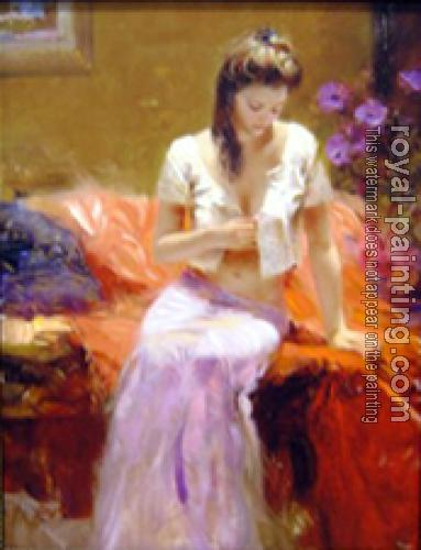 Pino Daeni : INTO THE NIGHT II