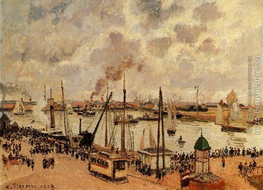 Camille Pissarro : The Port of Le Havre
