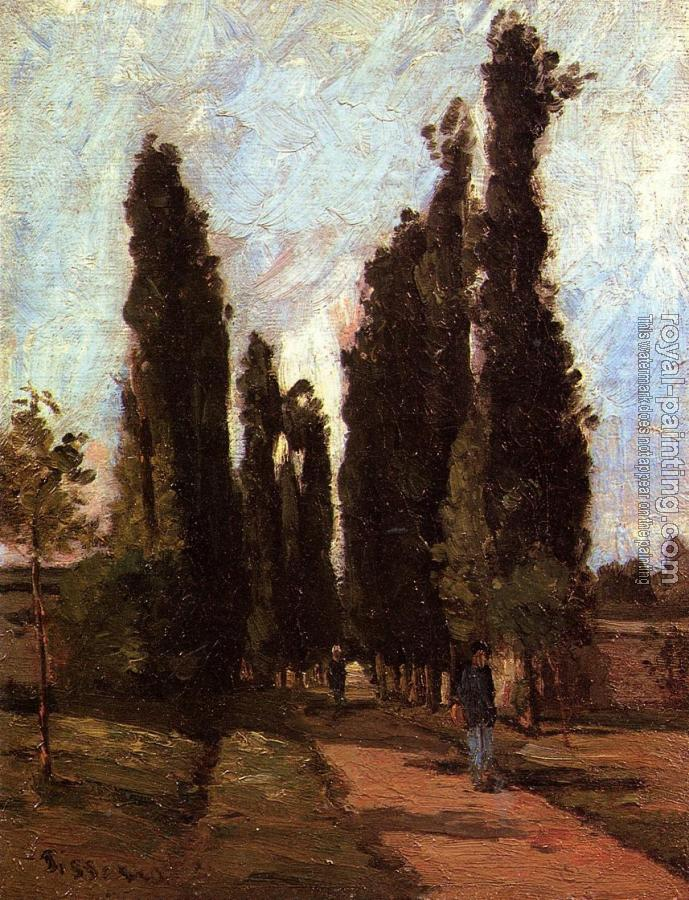 Camille Pissarro : The Road