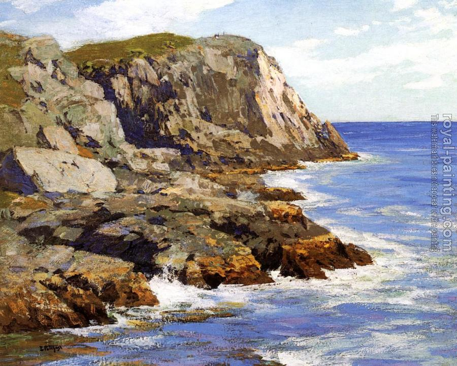 Edward Henry Potthast : Monhegan