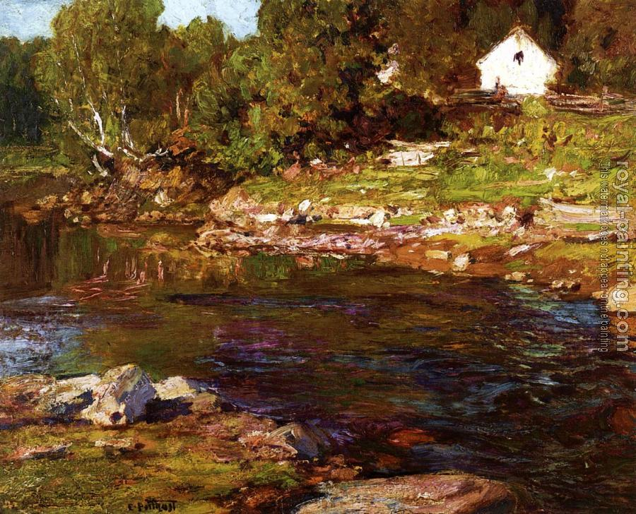 Edward Henry Potthast : Souvenir of Canada