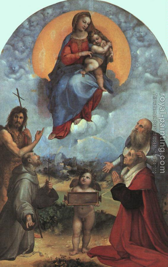 Raphael : The Madonna of Foligno