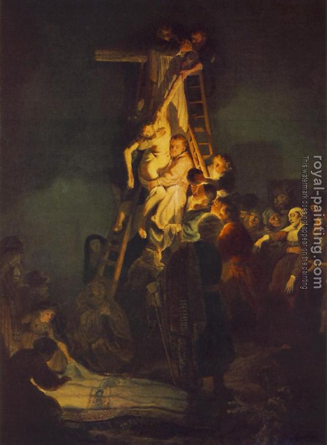 Rembrandt : Descent from the Cross