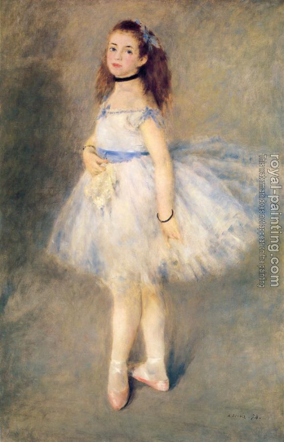 Pierre Auguste Renoir : The Dancer