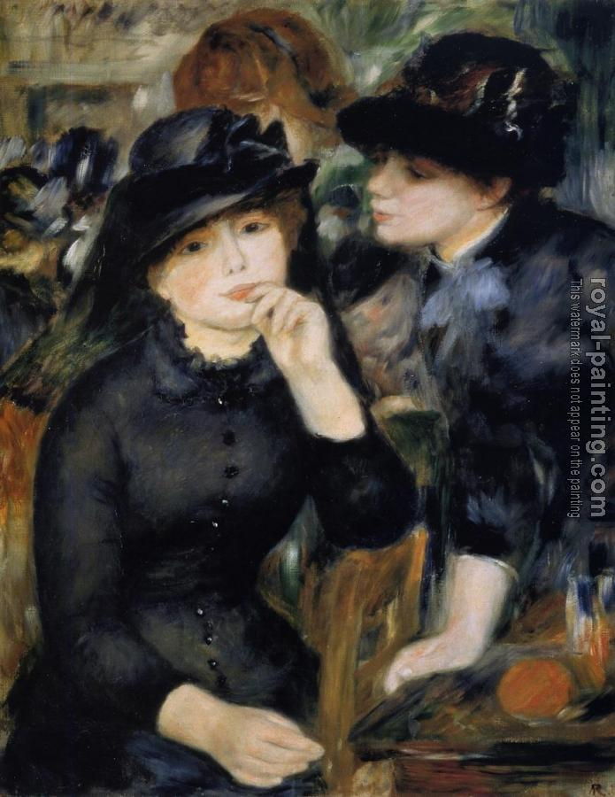 Pierre Auguste Renoir : Girls in Black