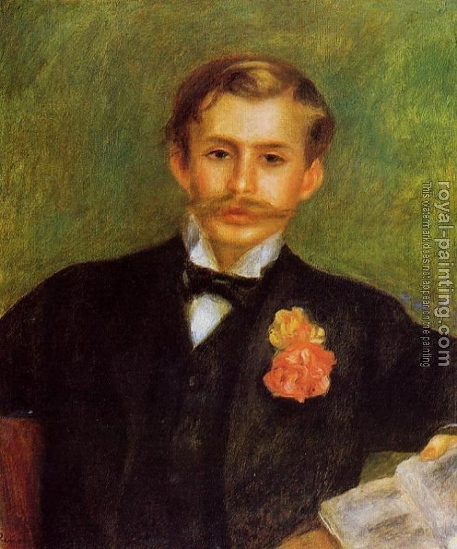 Pierre Auguste Renoir : Monsieur Germain