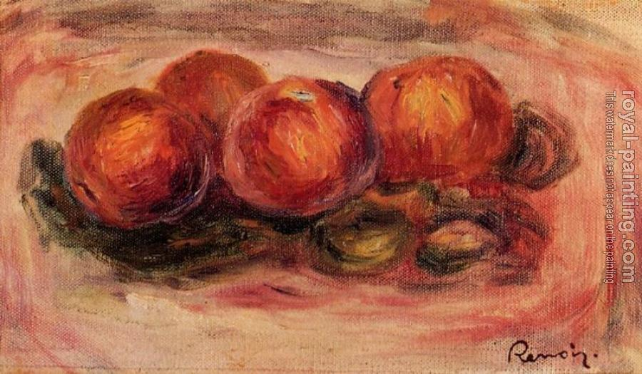 Pierre Auguste Renoir : Peaches and Almonds