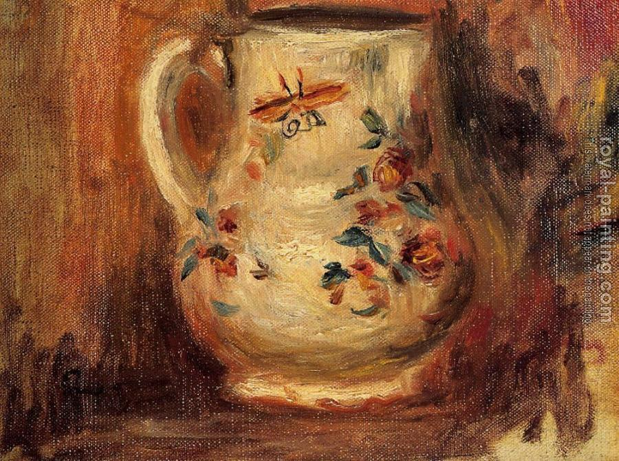 Pierre Auguste Renoir : Pitcher