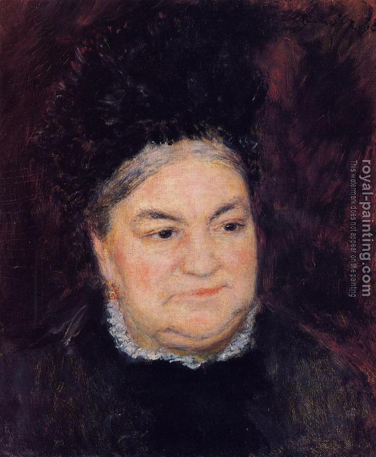 Portrait of an Old Woman, Madame le Coeur