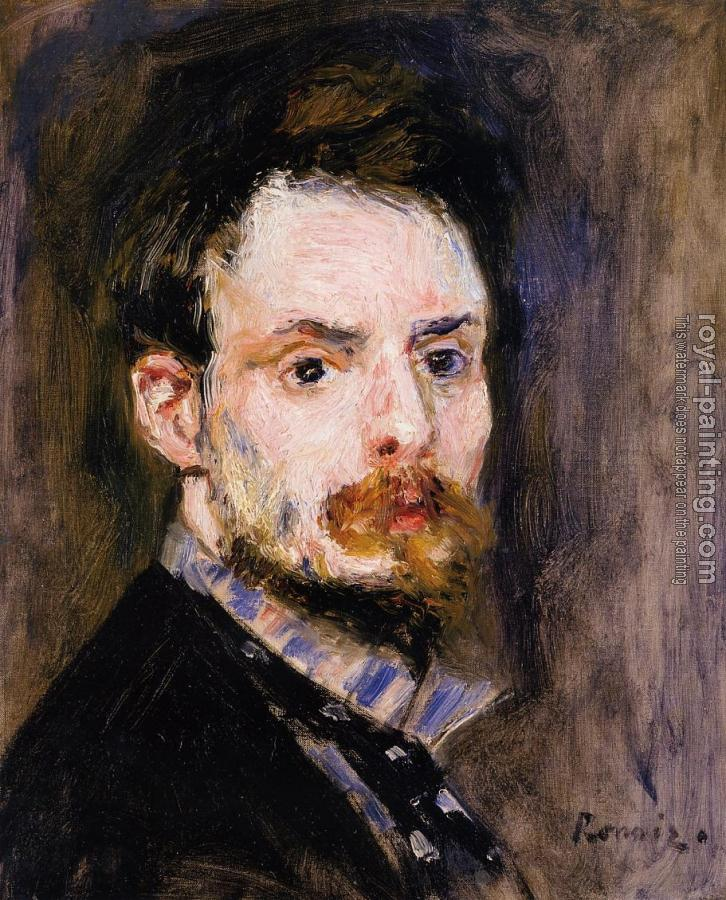 Pierre Auguste Renoir : Self Portrait