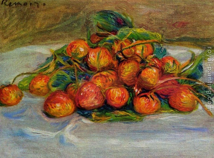 Pierre Auguste Renoir : Strawberries