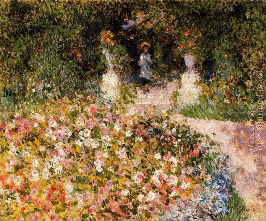 Pierre Auguste Renoir : The Garden, In the Park