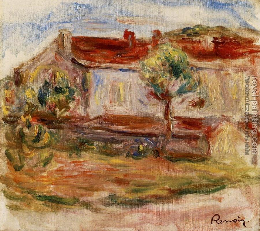Pierre Auguste Renoir : White House