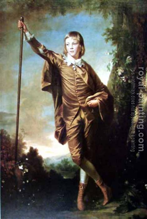 Joshua Reynolds : Brown Boy