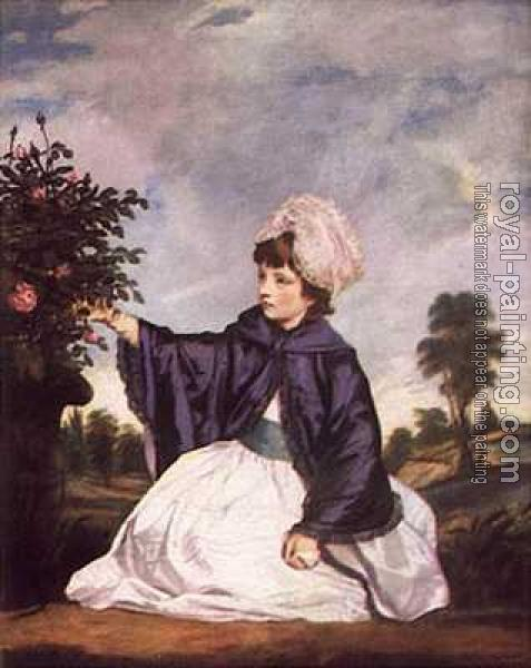 Joshua Reynolds : Lady Caroline Howard
