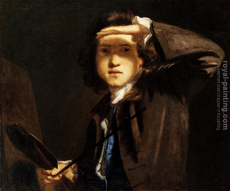 Joshua Reynolds : Self Portrait