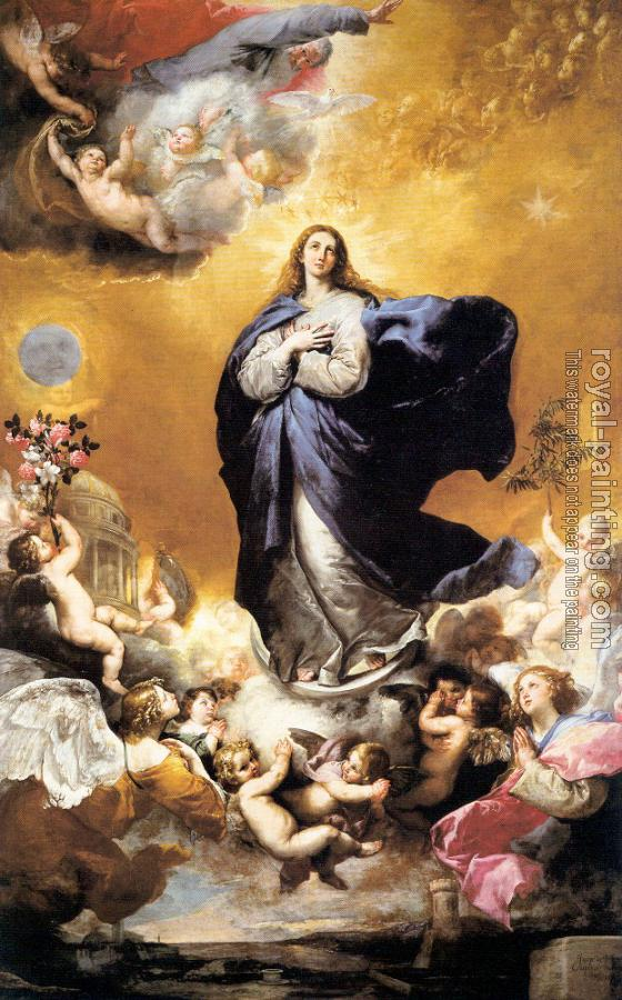 Jusepe De Ribera : Immaculate Conception