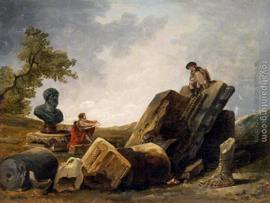 Hubert Robert : Painters