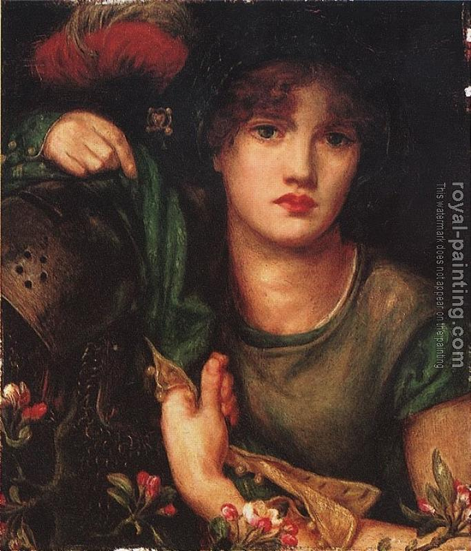 Dante Gabriel Rossetti : My Lady Greensleeves