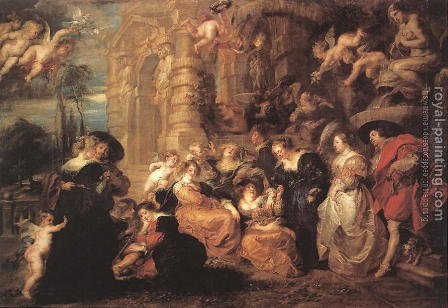Peter Paul Rubens : Garden of Love