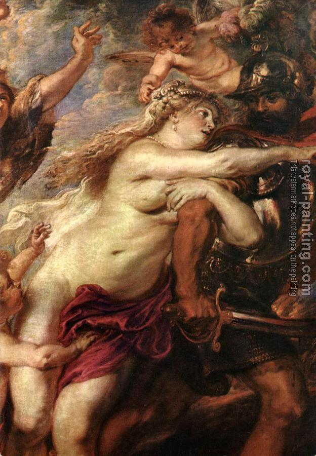 Peter Paul Rubens : The Consequences of War