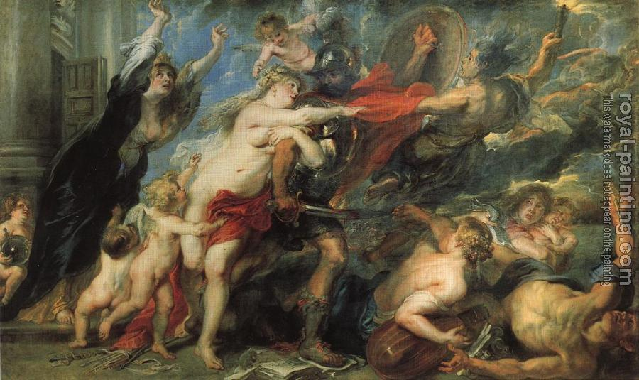 Peter Paul Rubens : The Consequences of War II