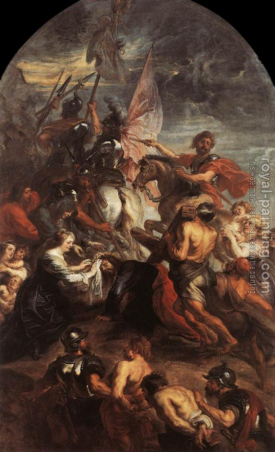 Peter Paul Rubens : The Road to Calvary