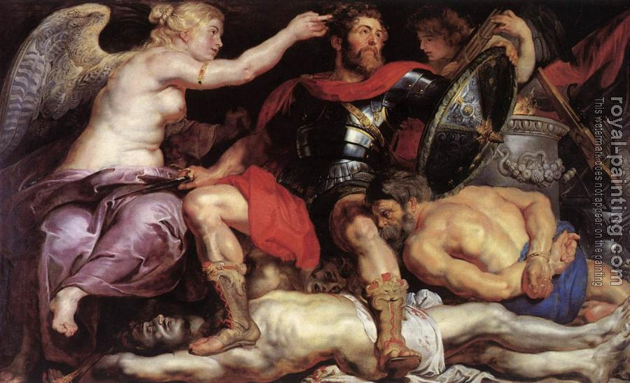 Peter Paul Rubens : The Triumph of Victory