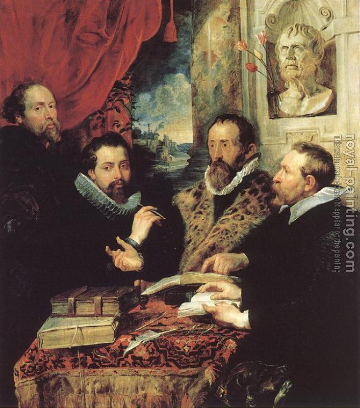 Peter Paul Rubens : The Four Philosophers