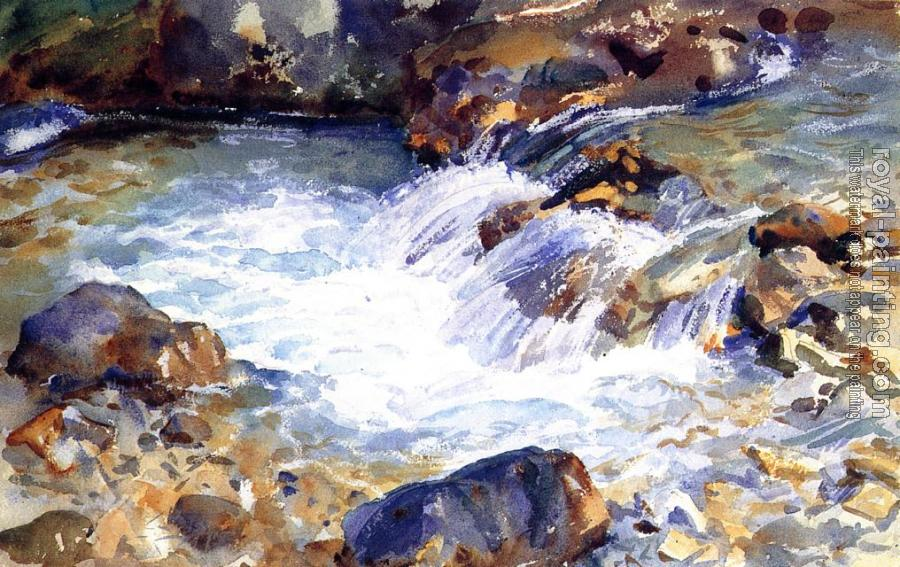 John Singer Sargent : In the Tyrol
