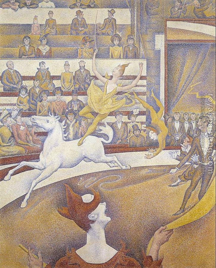 Georges Seurat : The Circus