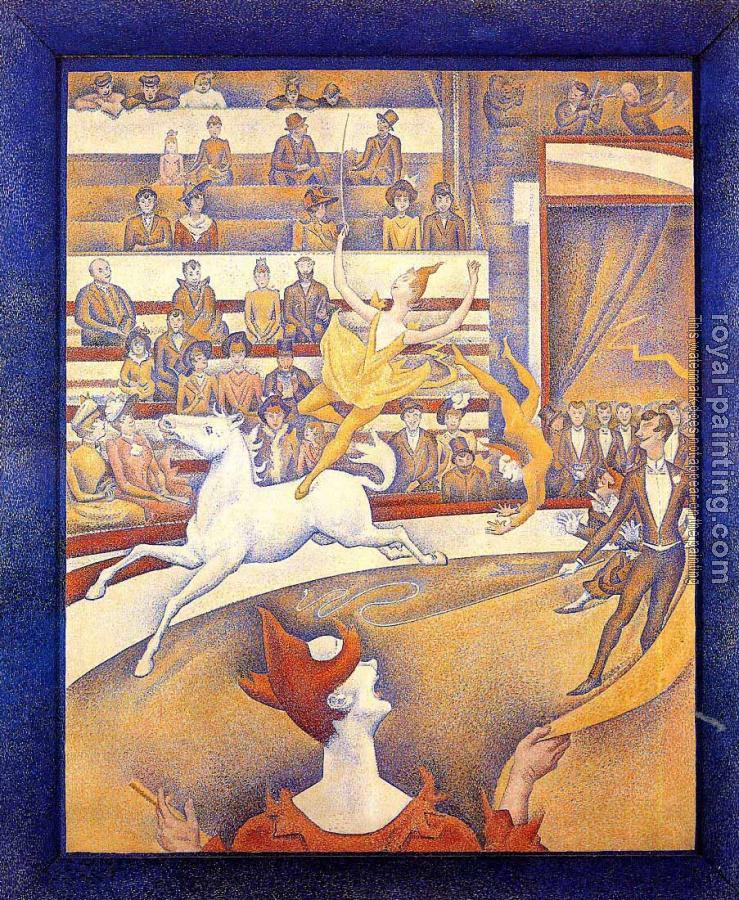 Georges Seurat : The Circus III