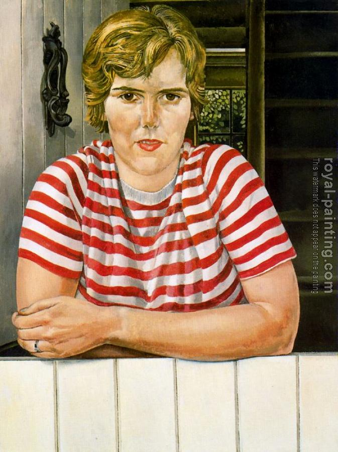 Stanley Spencer : Mrs Linda Few Brown