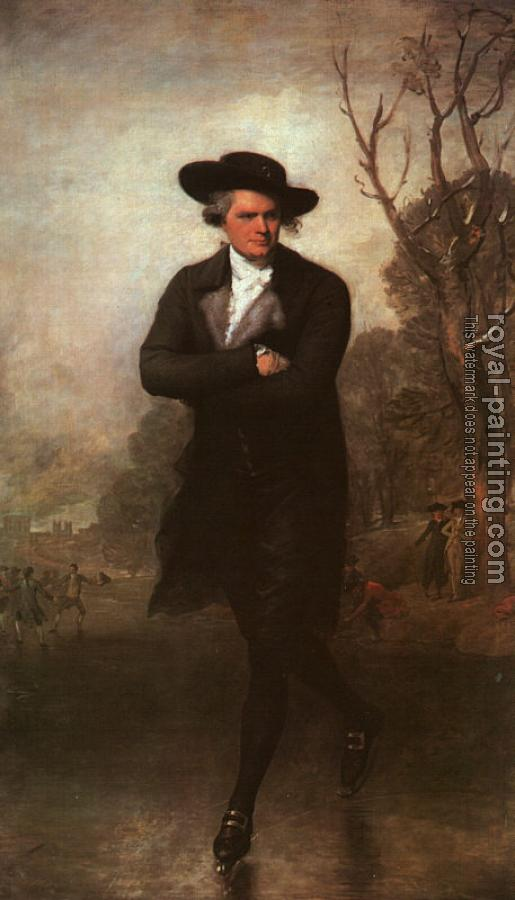 Gilbert Charles Stuart : The Skater