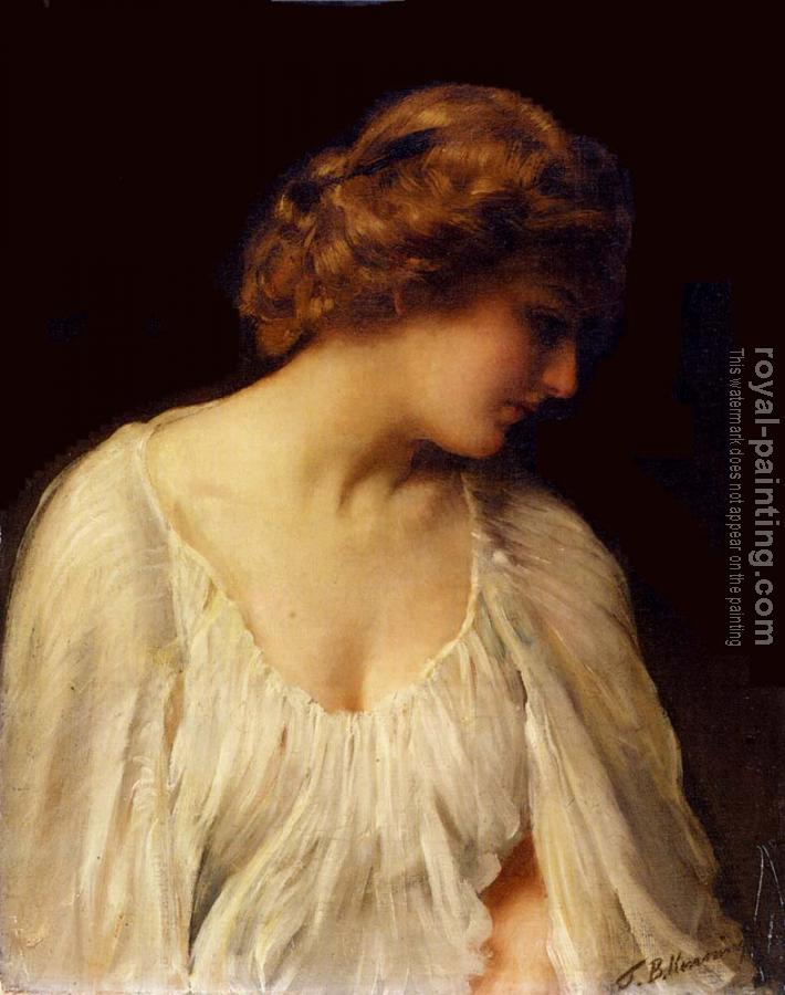 Thomas Benjamin Kennington : Contemplation