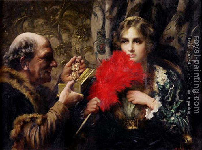 Thomas Benjamin Kennington : Temptation