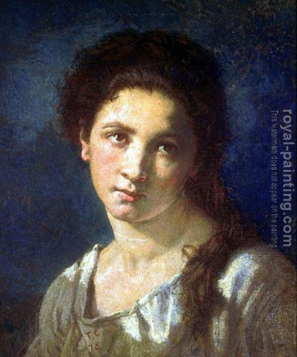 Thomas Couture : The Artist's Daughter