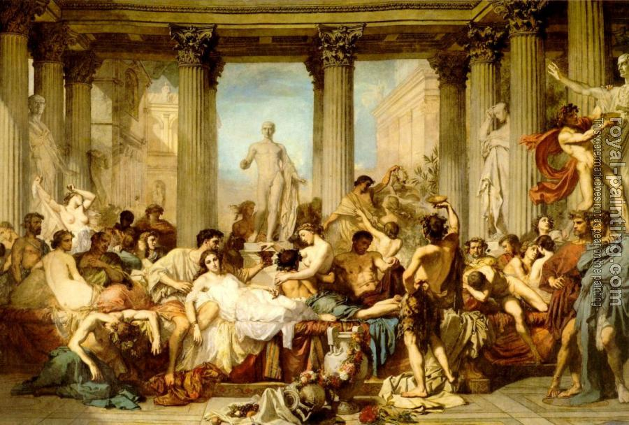 Thomas Couture : The Romans of the Decadence