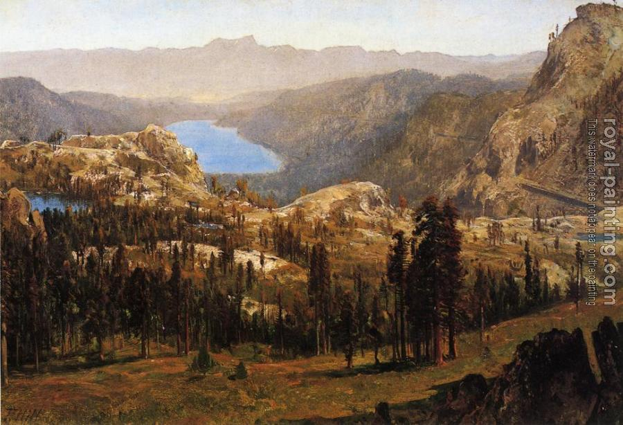 Thomas Hill : Donnner Lake
