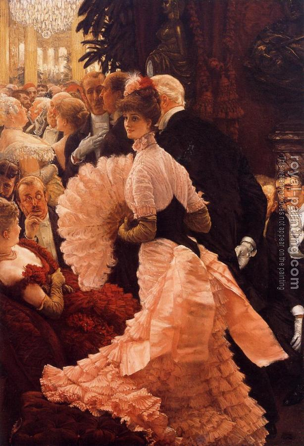 James Tissot : A Woman of Ambition